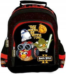 ANGRY BIRDS STAR WARS PLECAK TORNISTER GRATIS WORE