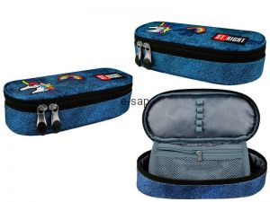 ST.RIGHT JEANS & BADGES PIÓRNIK ETUI ORGANIZER
