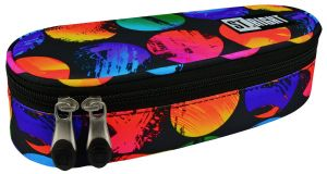 ST.RIGHT COLOURFUL DOTS PIÓRNIK ETUI ORGANIZER TUB