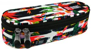 ST.RIGHT TROPICAL STRIPES PIÓRNIK ETUI ORGANIZER
