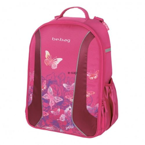 HERLITZ BE BAG AIRGO TORNISTER PLECAK BUTTERFLY